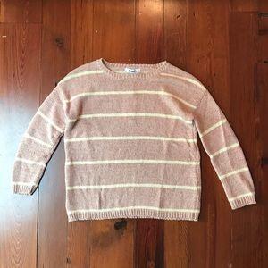 BB Dakota Striped Sweater